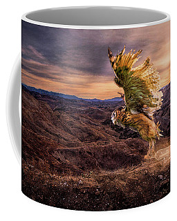 Messenger Of Hope Coffee Mug