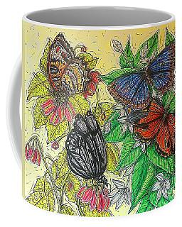 Messengers Of Beauty Coffee Mug