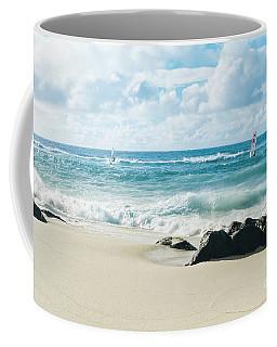 Coffee Mug featuring the photograph Messengers Of Light by Sharon Mau