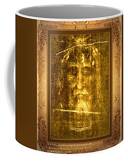 Messiah Manifested Coffee Mug by Anastasia Savage Ealy