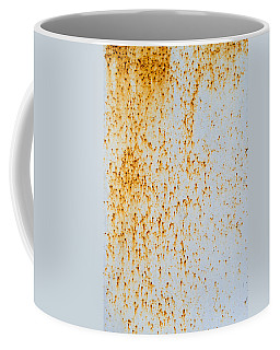 Metal Rust Coffee Mug by John Williams