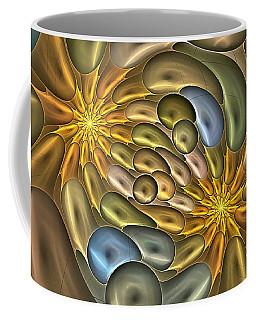 Metallic Mitosis Coffee Mug
