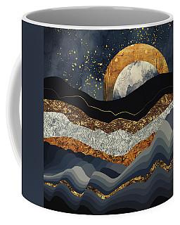 Metallic Mountains Coffee Mug