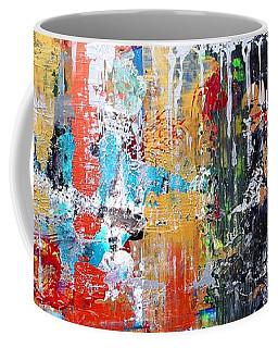 Metallic Winter Coffee Mug