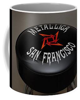 Metallica Bar Stool Coffee Mug