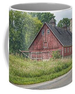 0029 - Metamora Red I Coffee Mug