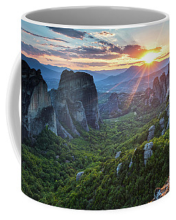 Meteora Coffee Mug