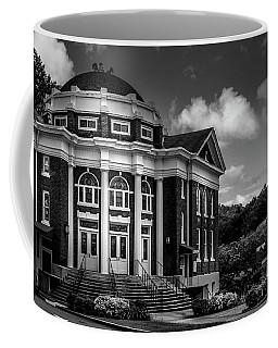 Methodist Churches In Black And White Coffee Mug