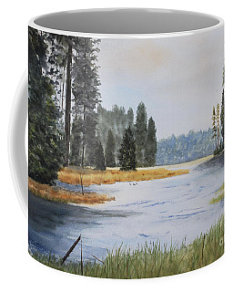 Metolius River Headwaters Coffee Mug