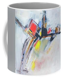 Metro Energy Coffee Mug