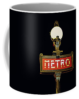Metro - Paris France Coffee Mug