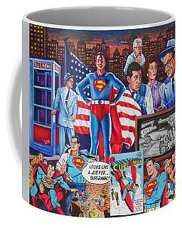 Metroplis 3 Coffee Mug
