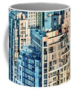 Metropolis Coffee Mug by Amyn Nasser