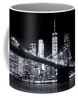 Metropolis Coffee Mug by Mark Andrew Thomas