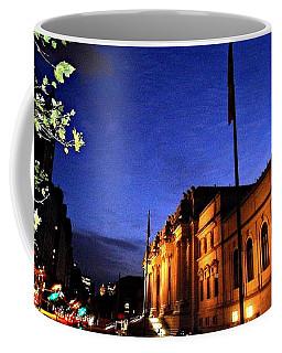 Metropolitan Museum Of Art Nyc Coffee Mug