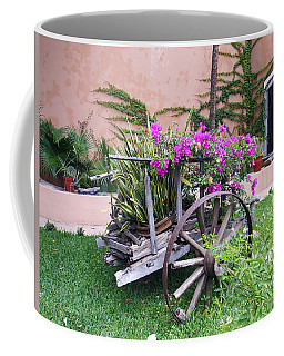 Mexican Flower Cart Coffee Mug