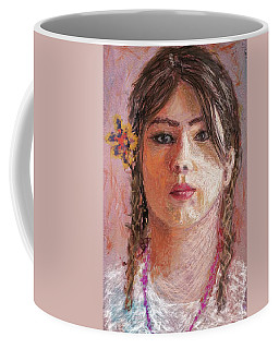 Mexican Girl Coffee Mug