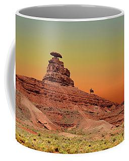 Mexican Hat Cowboy Coffee Mug