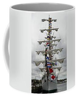 Mexican Navy Ship Coffee Mug