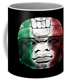 Mexican Olmec Coffee Mug
