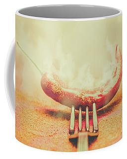Mexican Restaurant Artwork Coffee Mug