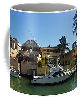 Coffee Mug featuring the photograph Mexico Memories 5 by Victor K