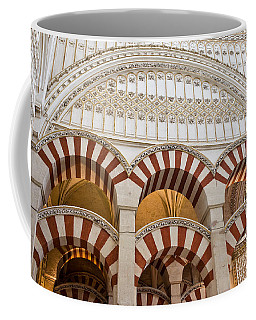 Mezquita Cathedral Architectural Details Coffee Mug