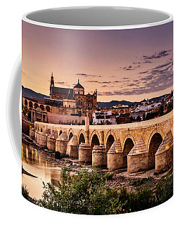 Mezquita In The Evening Coffee Mug