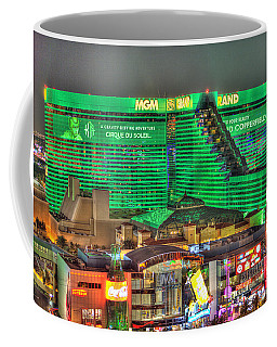 Mgm Grand Las Vegas Coffee Mug