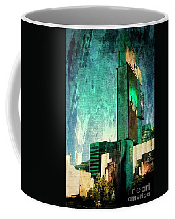 Mgm Las Vegas Coffee Mug by Bob Pardue