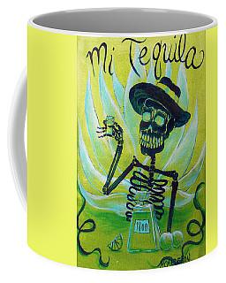 Mi Tequila Coffee Mug