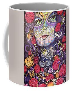 Mia De Los Muertos Coffee Mug