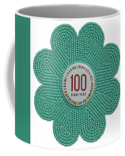 Mia Mint Green Coffee Mug