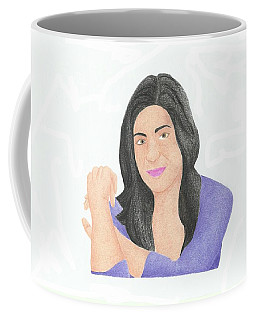 Mia Rose Coffee Mug