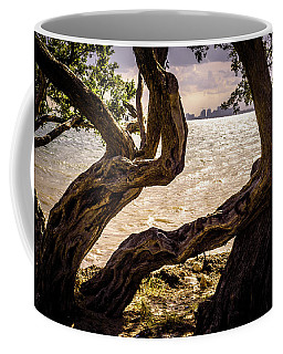 Miami At A Distance Coffee Mug