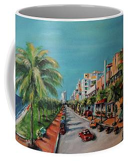 Miami For Daisy Coffee Mug