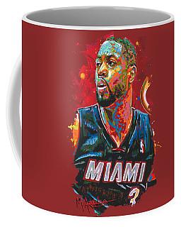 Miami Heat Legend Coffee Mug