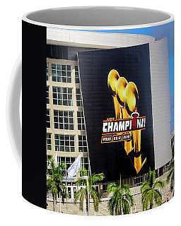 Miami Heat Nba Champions 2006-2012-20133 Coffee Mug