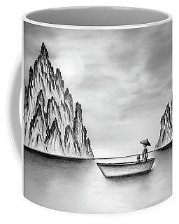 Micah Monk 01 - In The Moment Coffee Mug