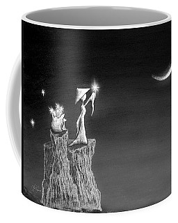 Micah Monk 11 - Light Up The Sky Coffee Mug
