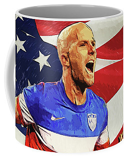 Michael Bradley Coffee Mug