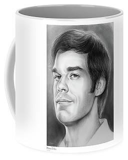 Michael C Hall Coffee Mug
