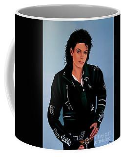 King Of Pop Art Michael Jackson Coffee Mugs