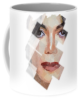 Michael Jackson T Shirt Edition  Coffee Mug