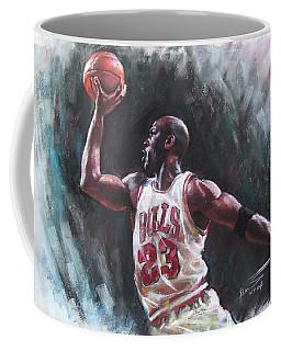 Michael Jordan Coffee Mug