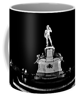 Michelangelo At Night Coffee Mug