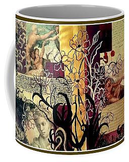 Michelangelo Collage Coffee Mug