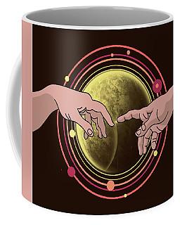 Michelangelo Space  Coffee Mug