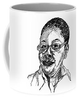 Michelle Caricature Coffee Mug