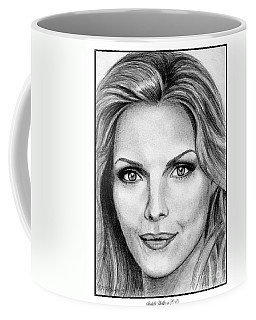 Michelle Pfeiffer In 2010 Coffee Mug